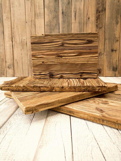 Mit Holzbildern aus Altholz bist du unzweifelhaft auf den Spuren der Natur