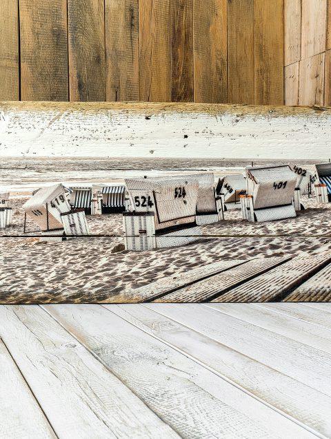 Altes Palettenholz für urige Holzbilder im rustikalen Stil