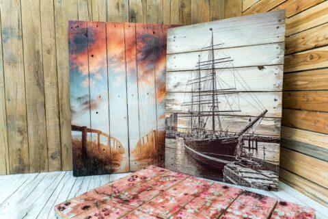 Kreative Ideen mit Upcycling aus Palettenholz