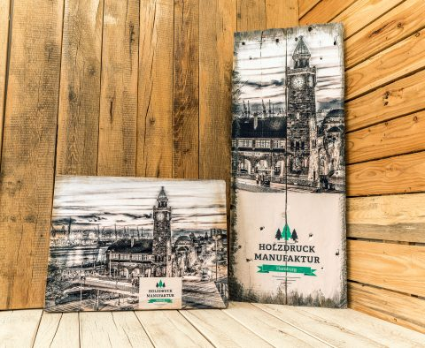 Mit viel Liebe zum Detail werden bei uns in Hamburg ursprüngliche Holzarten handwerklich verarbeitet