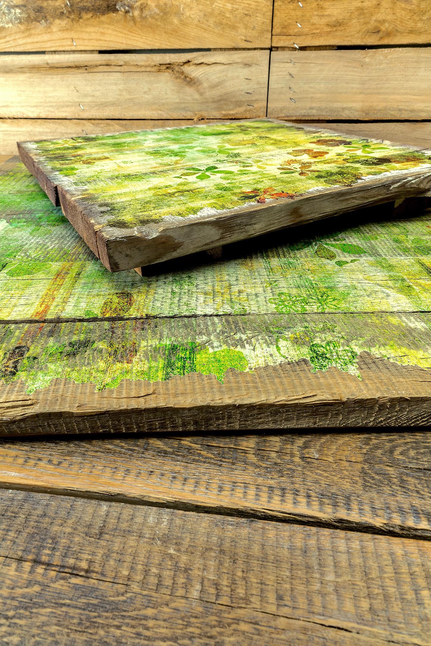Holzbilder Im Vintage Look Holzdruck Manufaktur Hamburg